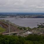 Duluth skyline