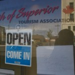 Lake Superior Tourism Association - They were out for coffee when we visited