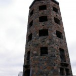 Enger tower in Duluth's Enger Park provides beautiful vistas of Duluth
