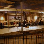 The Wright Brother's plane