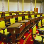 Old House of Representatives chamber