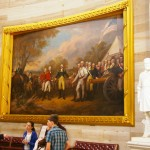 Painting inside the capitol
